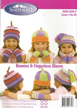 Beanies and Fingerless Gloves