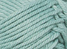 Cotton Blend 8ply Frosty Green