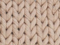 Soft Cotton Chunky Sand