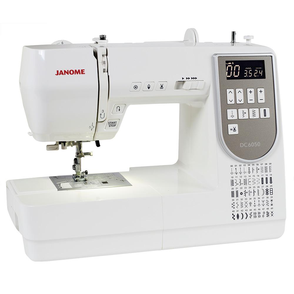 Janome Sewing Machine Dc6050