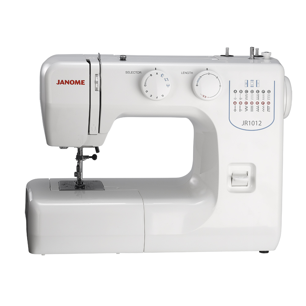 Sewing Machines & Accessories : JR1012