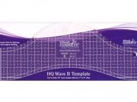 Ruler Wave B Template