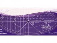 Ruler Oval D
