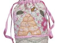 Busy Bee Mug Bag