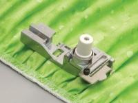 Elasticating Foot for 8-thread Machines