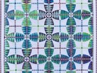 A Lavender Fields Pattern