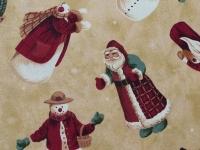 Christmas Tea with Santa by Ro Gregg